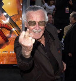 Stan Lee is an Asshole