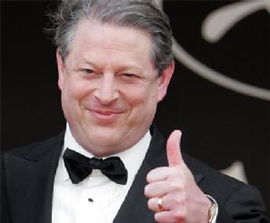 Al Gore is a tool