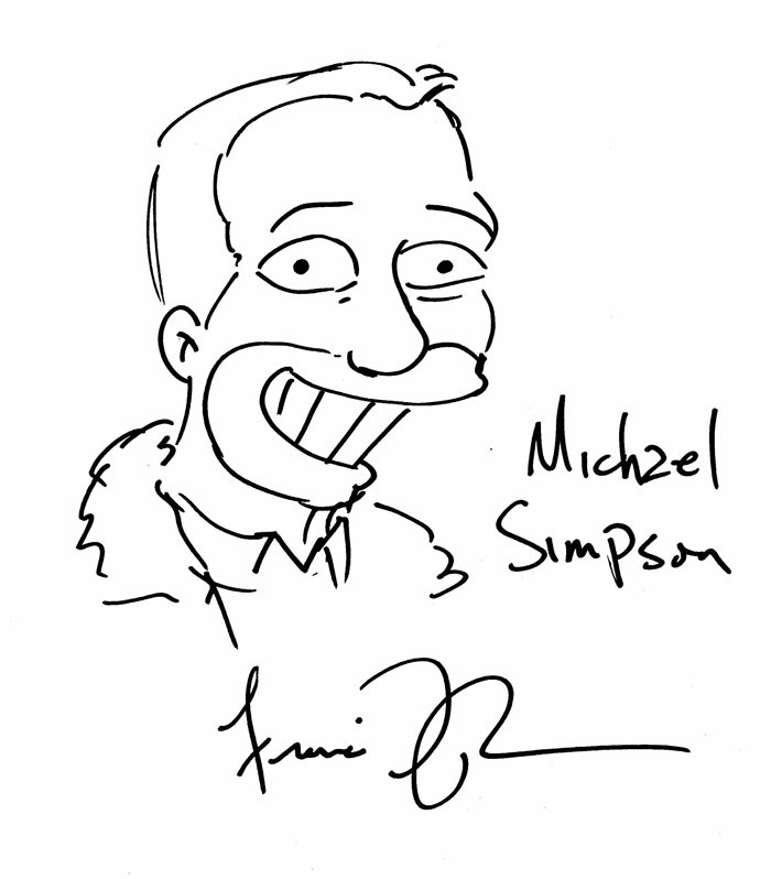 Michael Simpson character