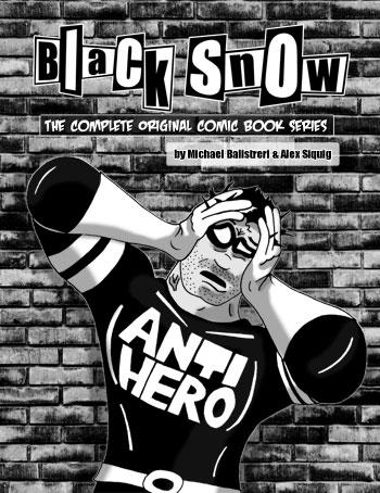 Buy Black Snow: The Complete Comic Book