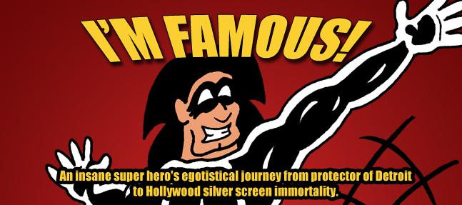 I'm Famous!