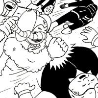 The Black Snow Comic Books