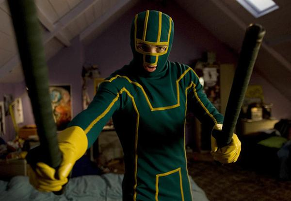 Kick-Ass the character