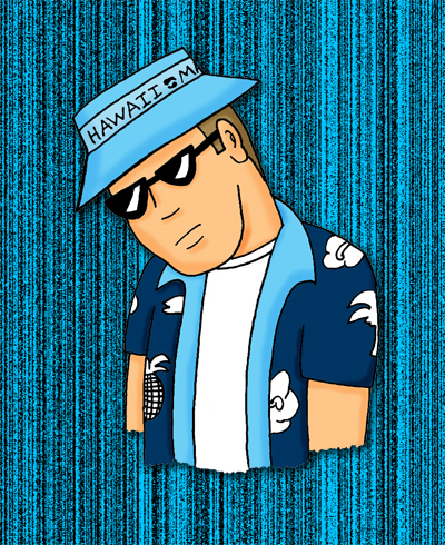 Hawaiian Mike