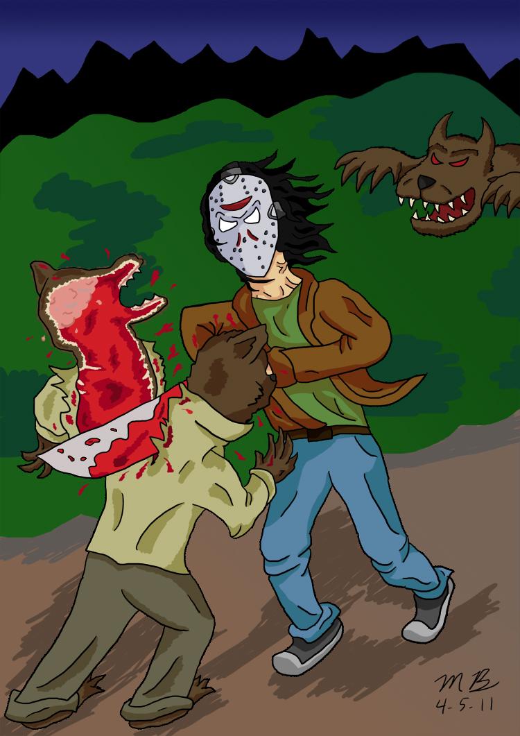JMR: Jason Must Rule