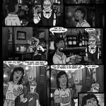 Black Snow: Two Drink Minimum page 19
