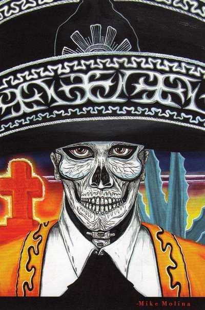 Dia De Los Muertos painting