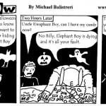 Happy Halloween from Black Snow Comics