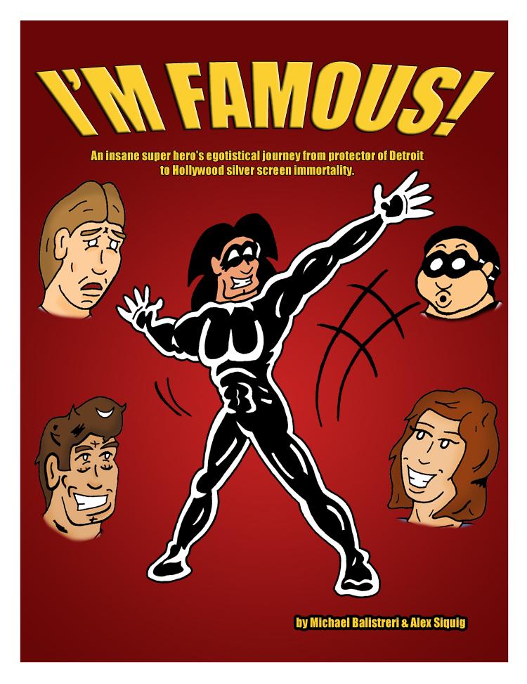 I'm Famous! Volume 1