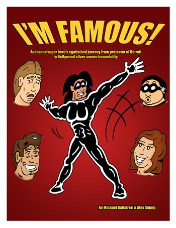 I'm Famos! Volume 1