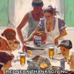 funny pictures thanksgiving redneck