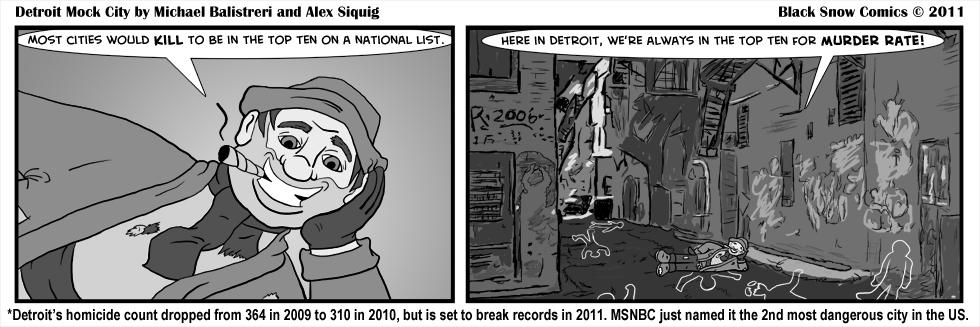 Detroit Mock City 2