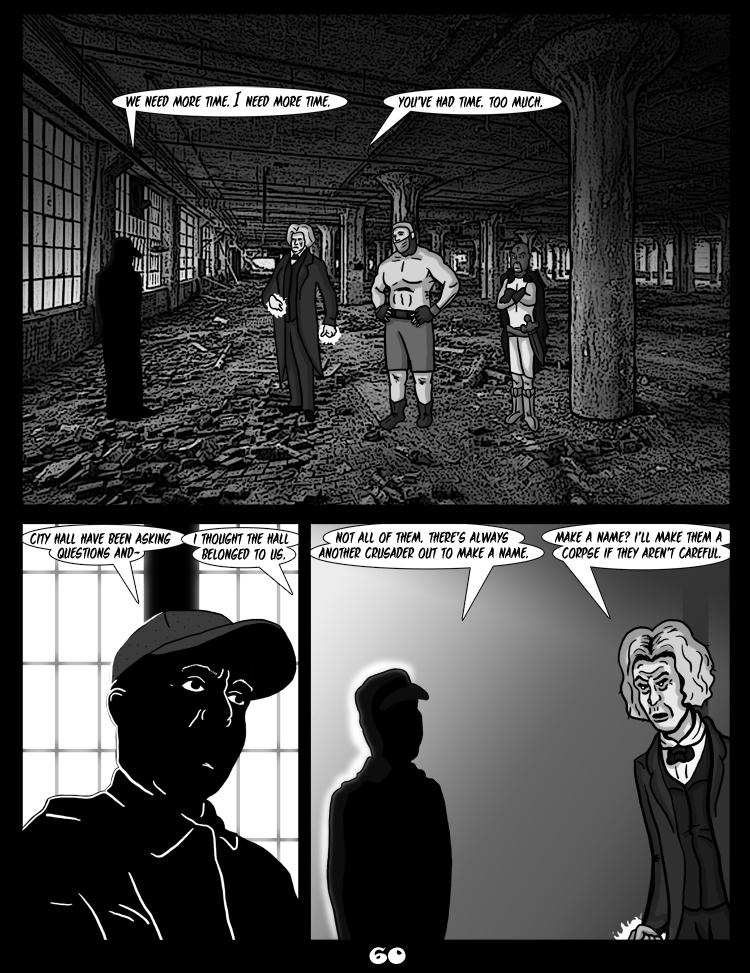 Black Snow: Two Drink Minimum page 60