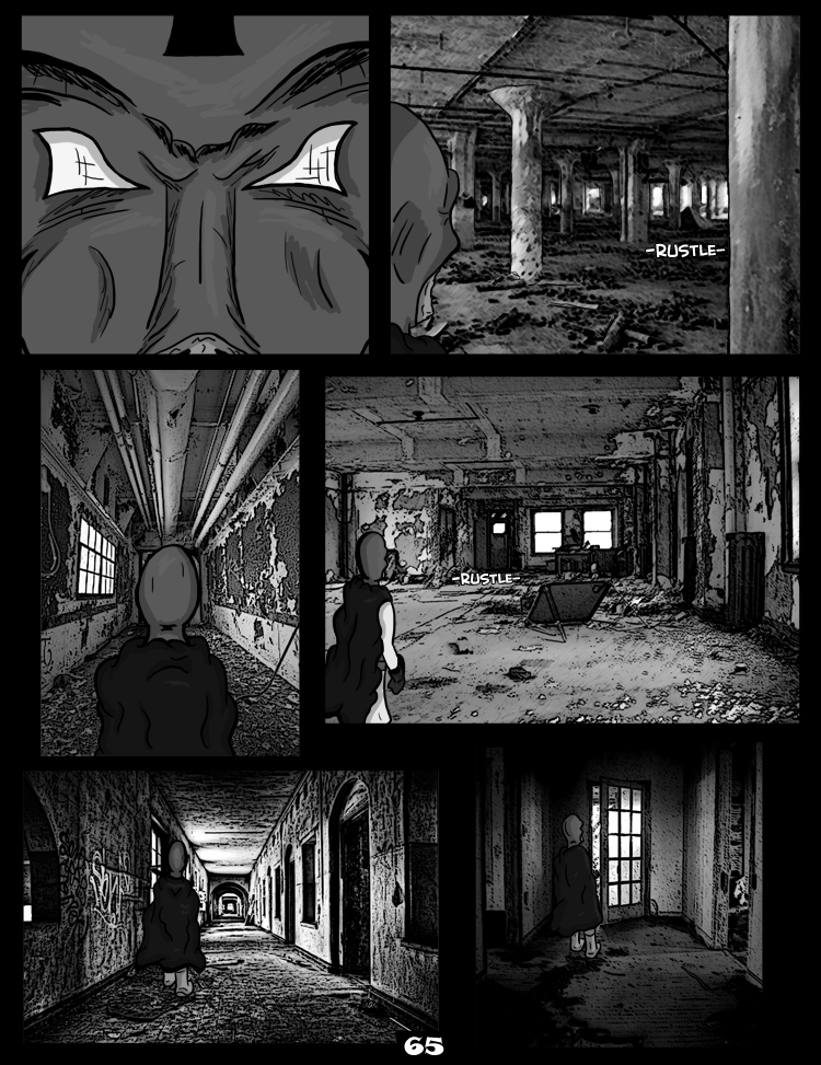 Black Snow: Two Drink Minimum page 65