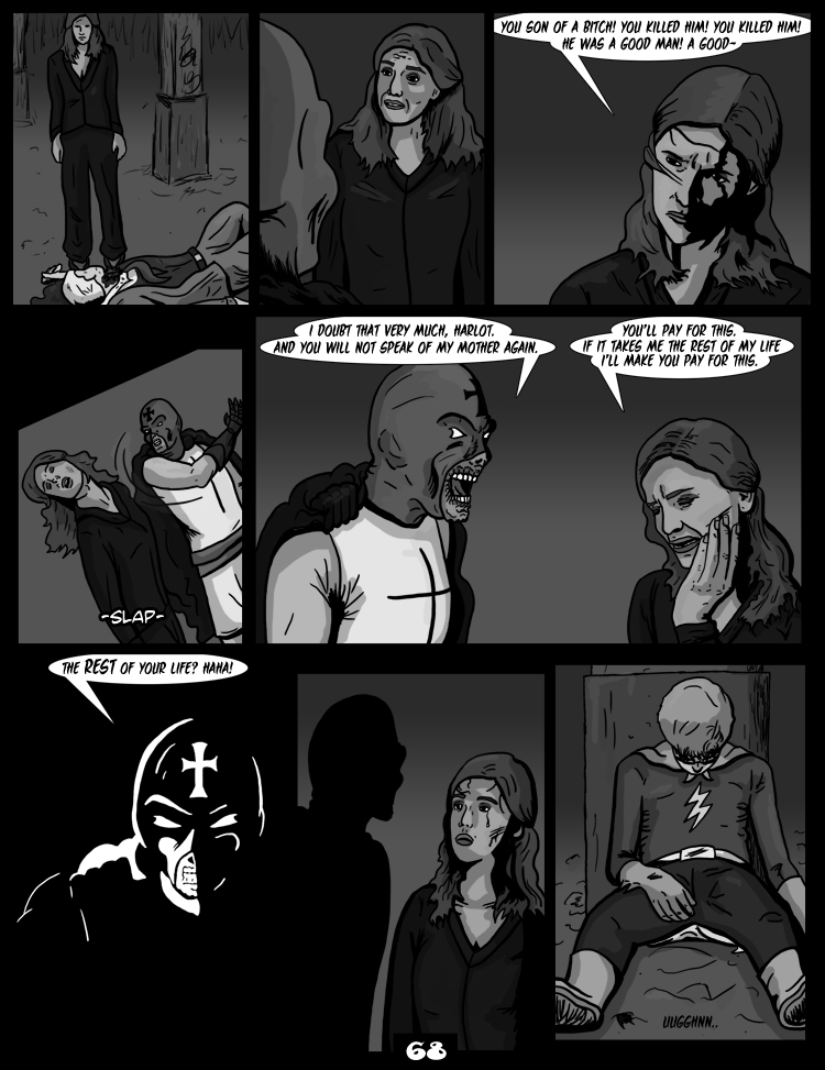 Black Snow: TDM page 68