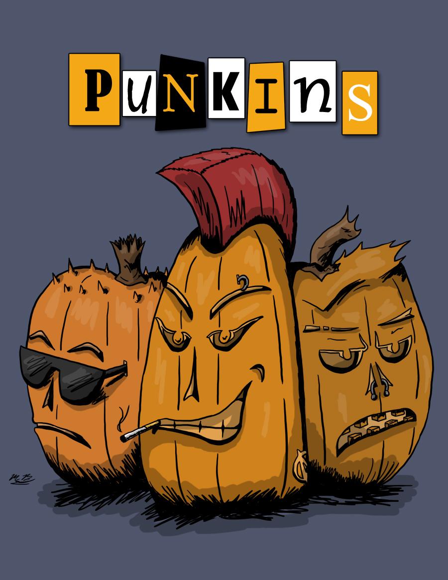 PUNKins...Get It?
