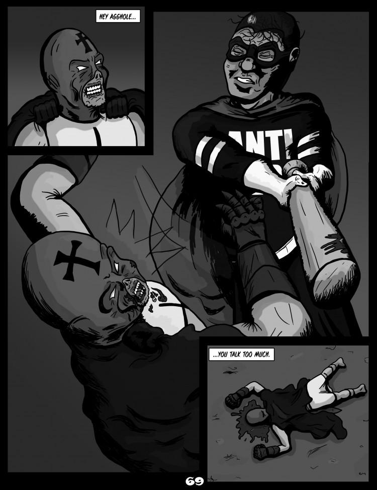 Black Snow: TDM page 69