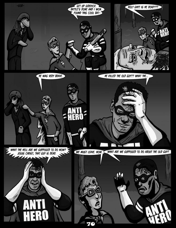 Black Snow: TDM page 70