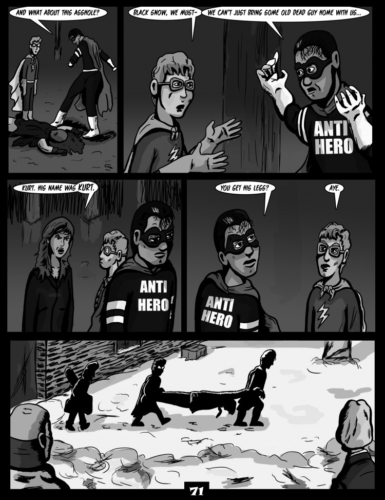 Black Snow: TDM page 71