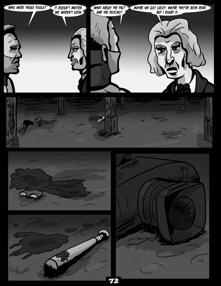 Black Snow: TDM page 72