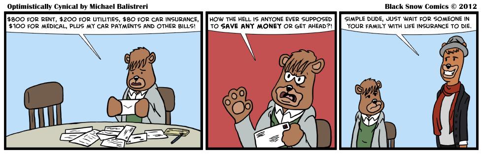 No Money, Mo' Problems