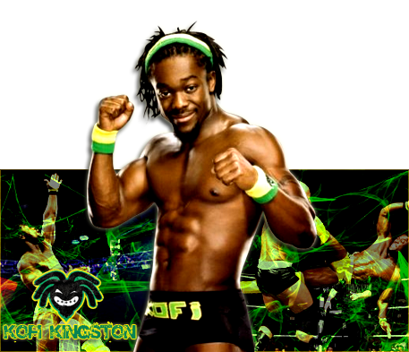 WWE Superstar Kofi Kingston