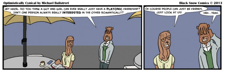 Platonic Friendship - Optimistically Cynical