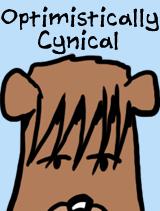 Optimistically Cynical Filo close up