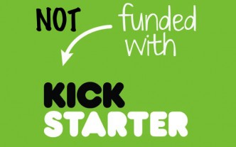 not funded with KickStarter