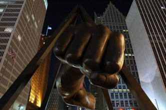 The Fist at Night