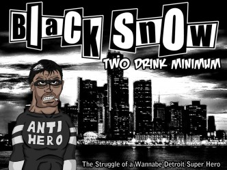 Black Snow Comics Kickstarter
