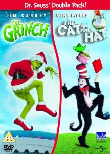 The Grinch and The Cat in the Hat