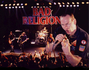Horns Up Rocks Bad Religion New Album