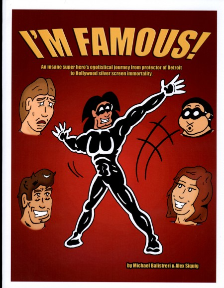I'm Famous! Volume 1 cover