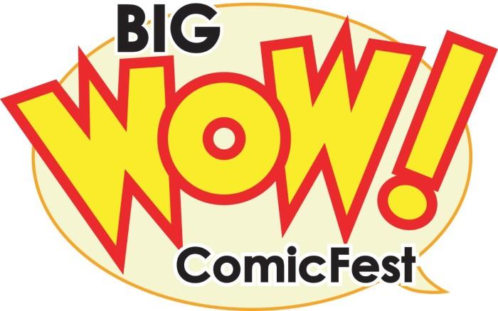 Big Wow! ComicFest 2014