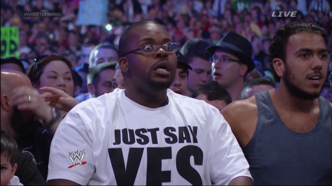 guy shosked by Undertaker loss