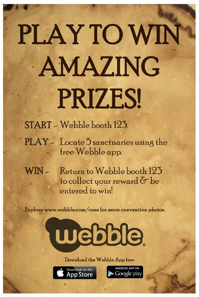 Webble Quest rules