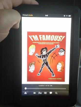 Black Snow Comics on the Kindle
