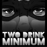 Black Snow Two Drink Minimum cover