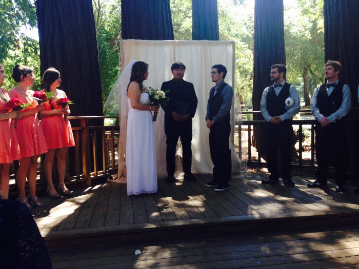 Alex and Autumn wedding