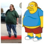 comic book guy in real life