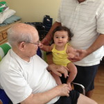 Grandpa and Juliana