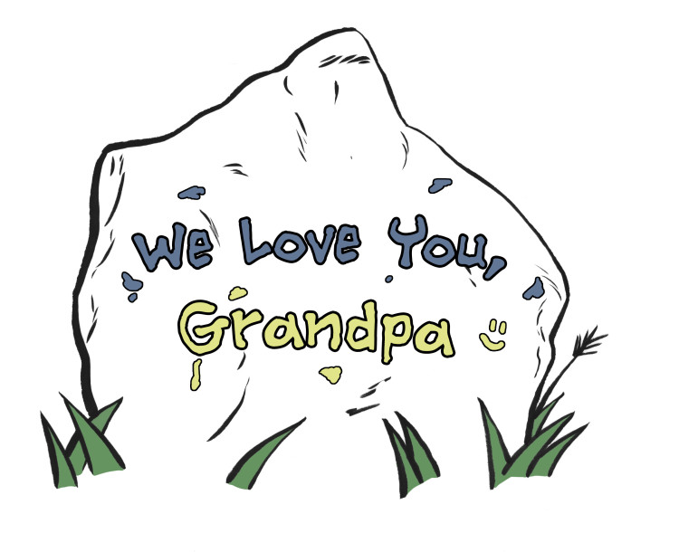 A Message For Grandpa