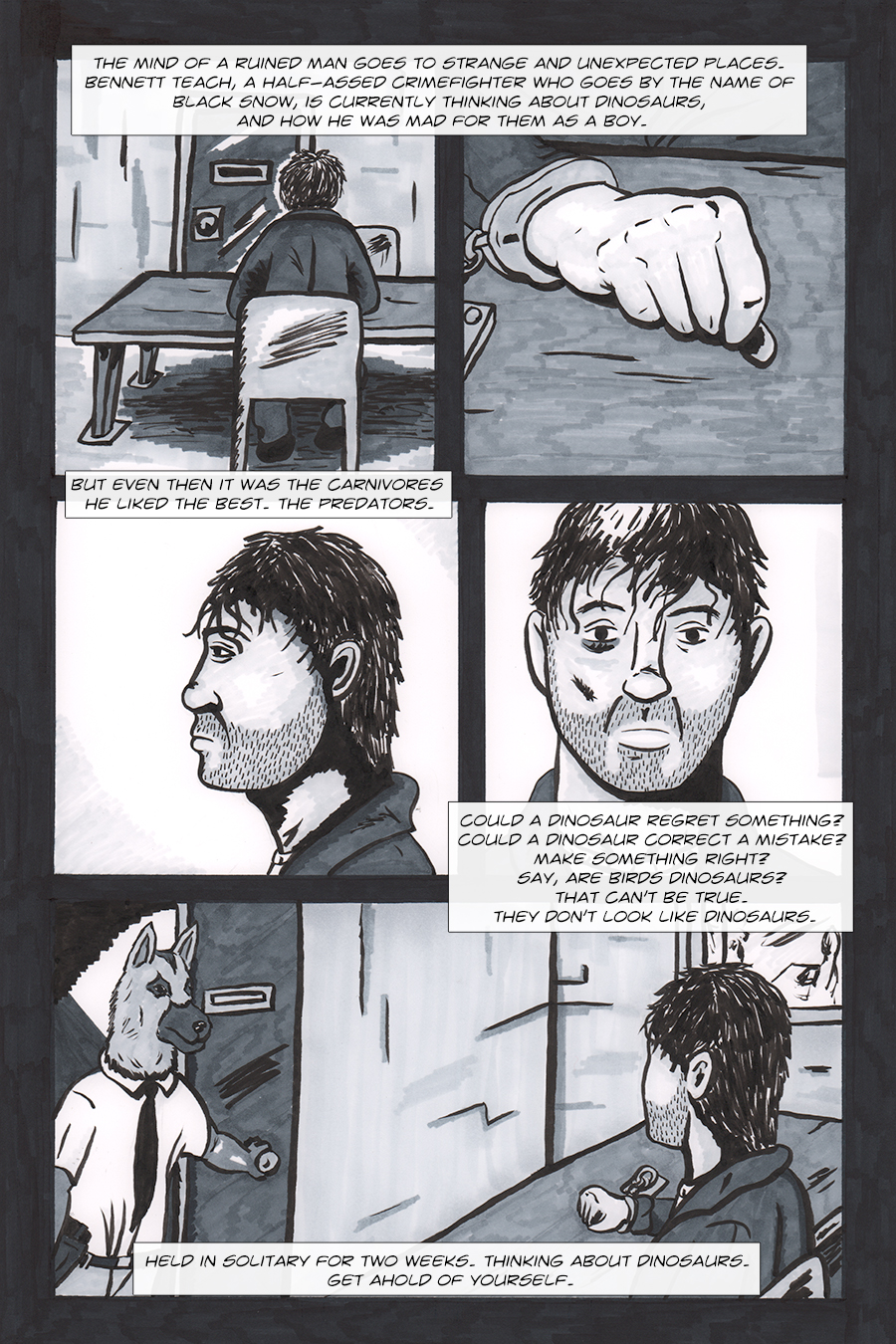 Another Round: Page 1