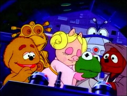 Muppet Babies Star Wars
