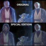 original vs special