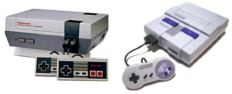 NES and SNES