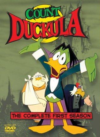 Count Duckula season 1