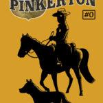 Paranormal Pinkerton #0 cover