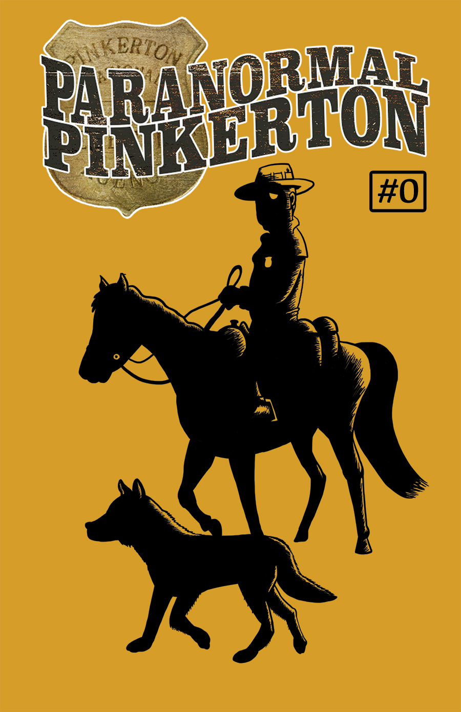 buy Paranormal Pinkerton #0